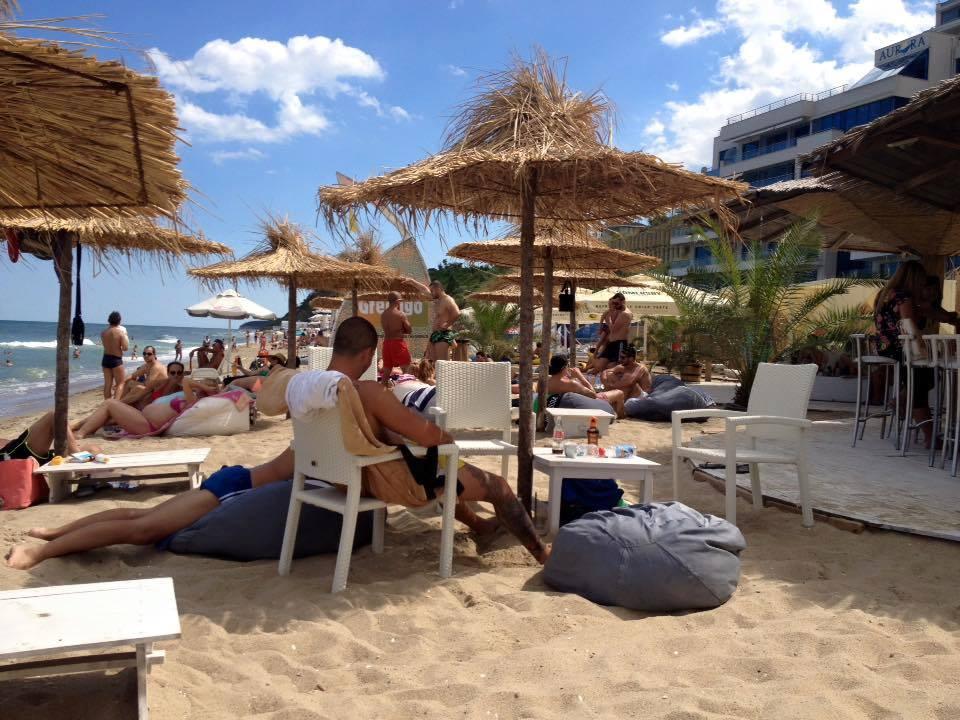 CUBA Beach Bar-ОБЗОР