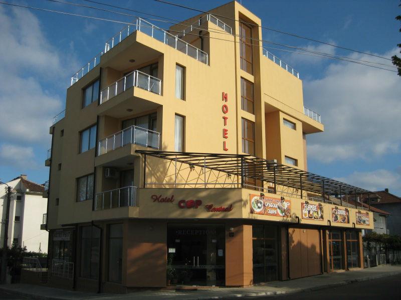 Хотел КООП Централ-гр.Обзор
